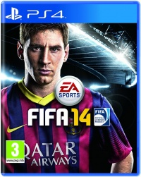 Electronic Arts PS4 hra FIFA 14