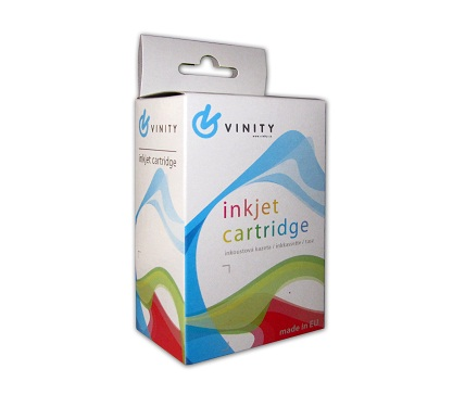 VINITY inkoust Epson T1281 | Black | 12ml