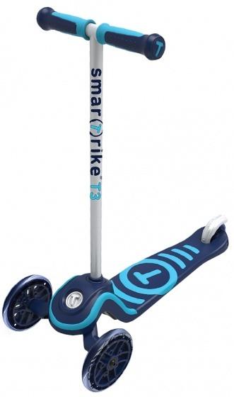 Koloběžka Scooter T3 modrá