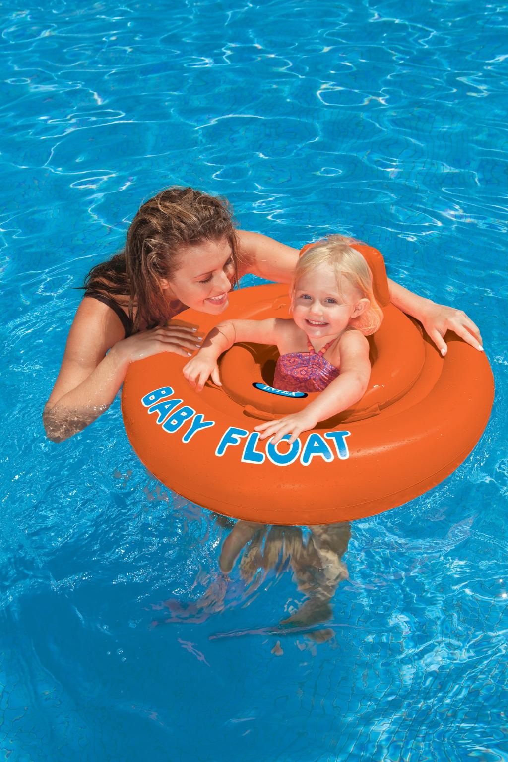 Dětské sedátko do vody od 1 do 2 let