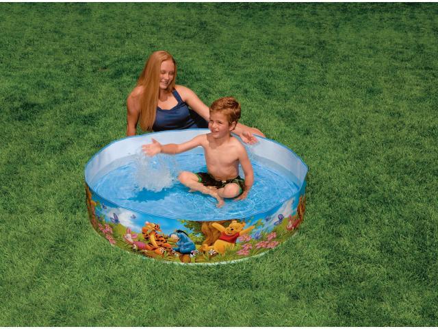 Bazén Medvídek Pú a přátelé