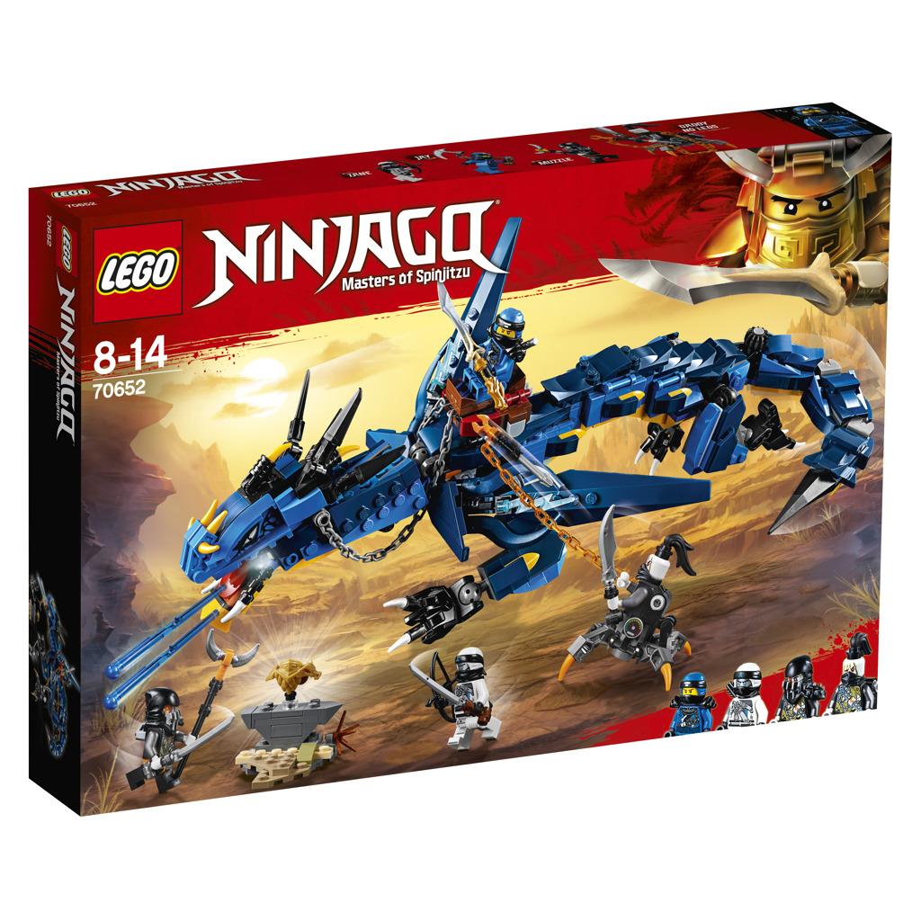 LEGO NINJAGO 70652 Lightning Dragon