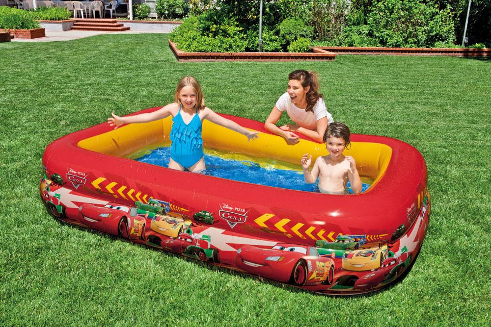 Bazén dětský Cars