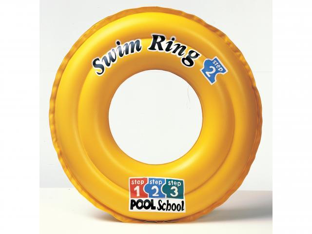 Kruh plovací Deluxe 51cm