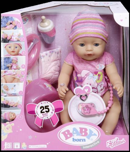 Zapf BABY born Interactive