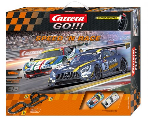 Carrera GO!!! Speed'n race 62396
