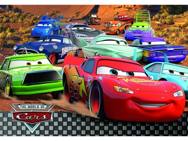 Puzzle Cars, 200 dílků