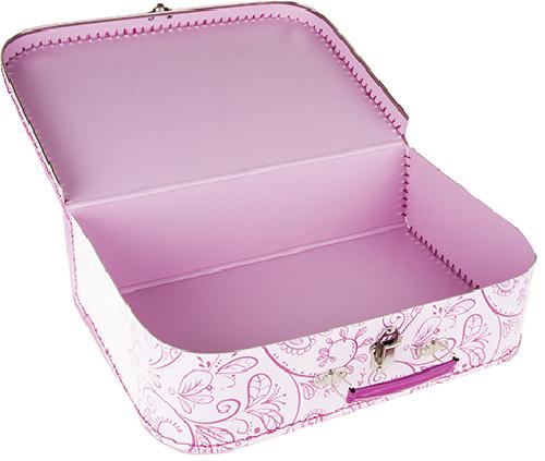 Kufřík Sovičky 35 cm