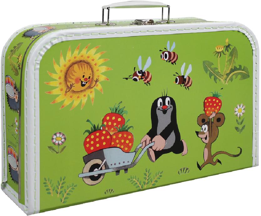 Kufřík Krtek a jahody 35 cm