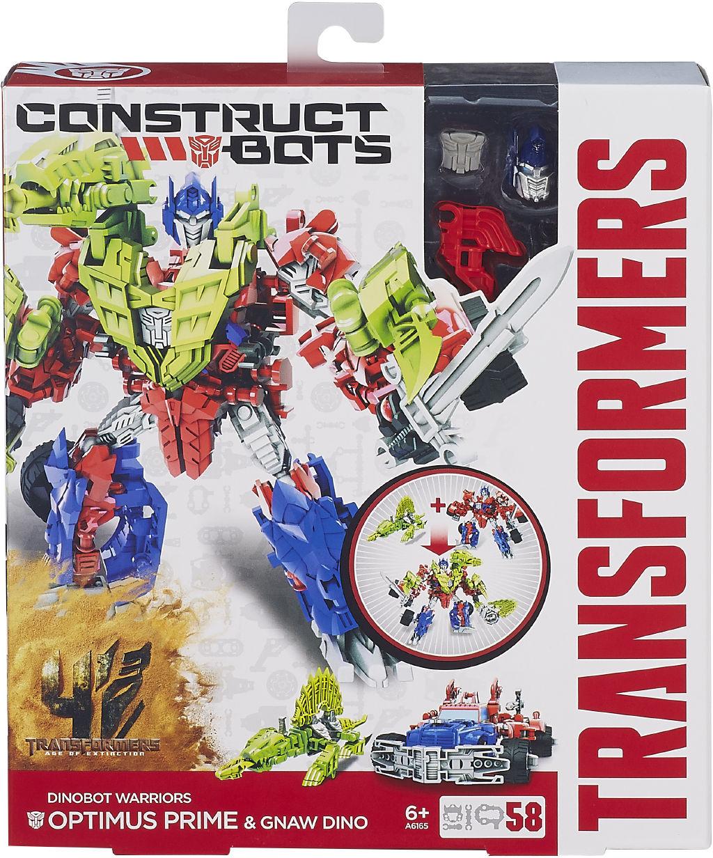 Transformers 4 construct bost Transformer se zvířetem