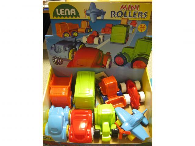 Mini Rollers - assortment