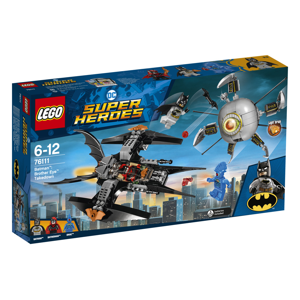 Lego Super Heroes Batman™: Zničení Brother Eye™