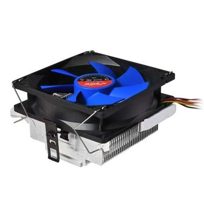 Spire chladič procesoru Sigor IV, socket 1156/775/AM2/AM3/AMD FM1