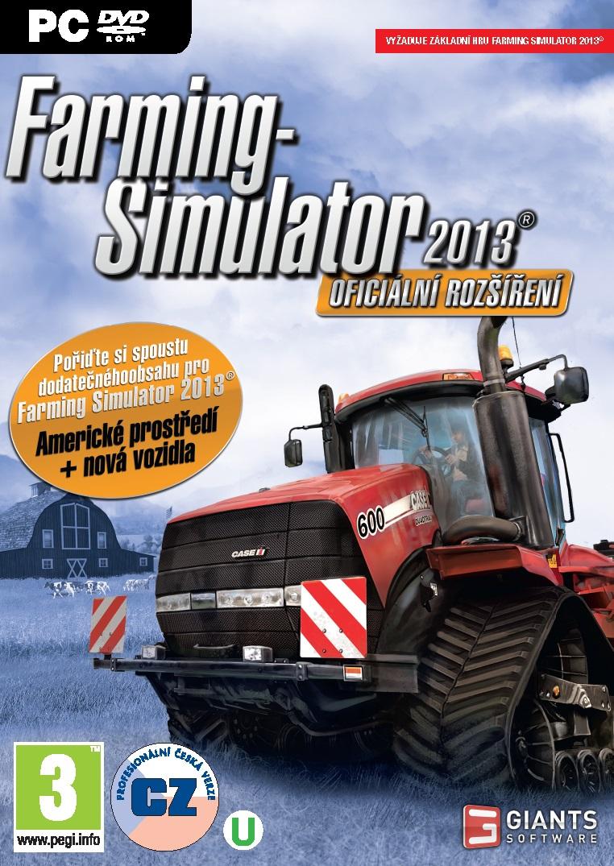 Farming Simulator 2013 - Titanium datadisk