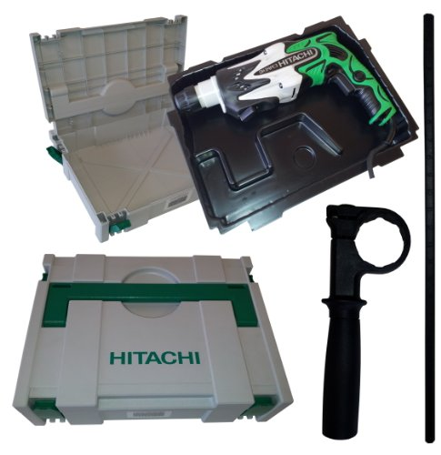 Vŕtačka Hitachi DH 24PC3 Systainer I