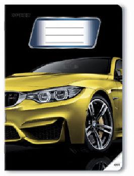 Sešit A4/444 Auto Speed 40 listů linkovaný