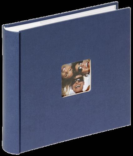 Album Walther Fun modré 200 10x15 fotek