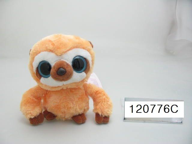 Opička oranžová plyšová Yoo Hoo 15cm