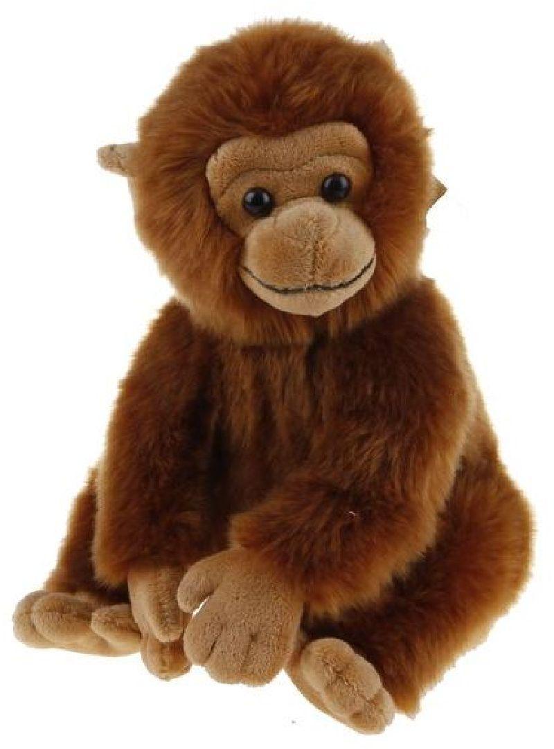 Opička plyšová