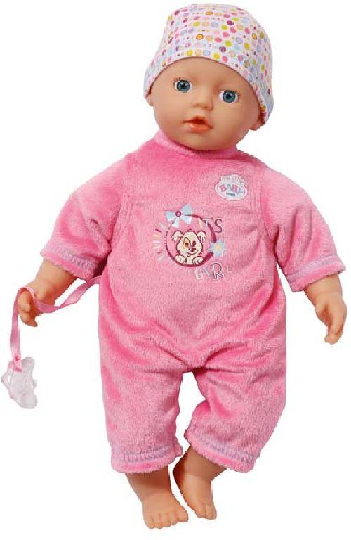 My little Baby born®, tmavě růžová, 32 cm