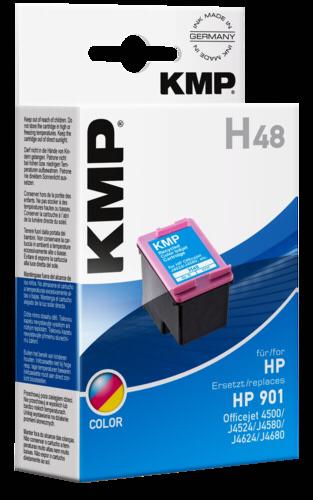 KMP H48 Mehrfarbig kompatibel mit HP CC656AE
