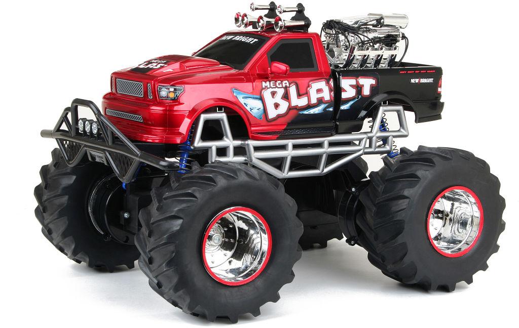 R/C auto Mega Blast 1:8