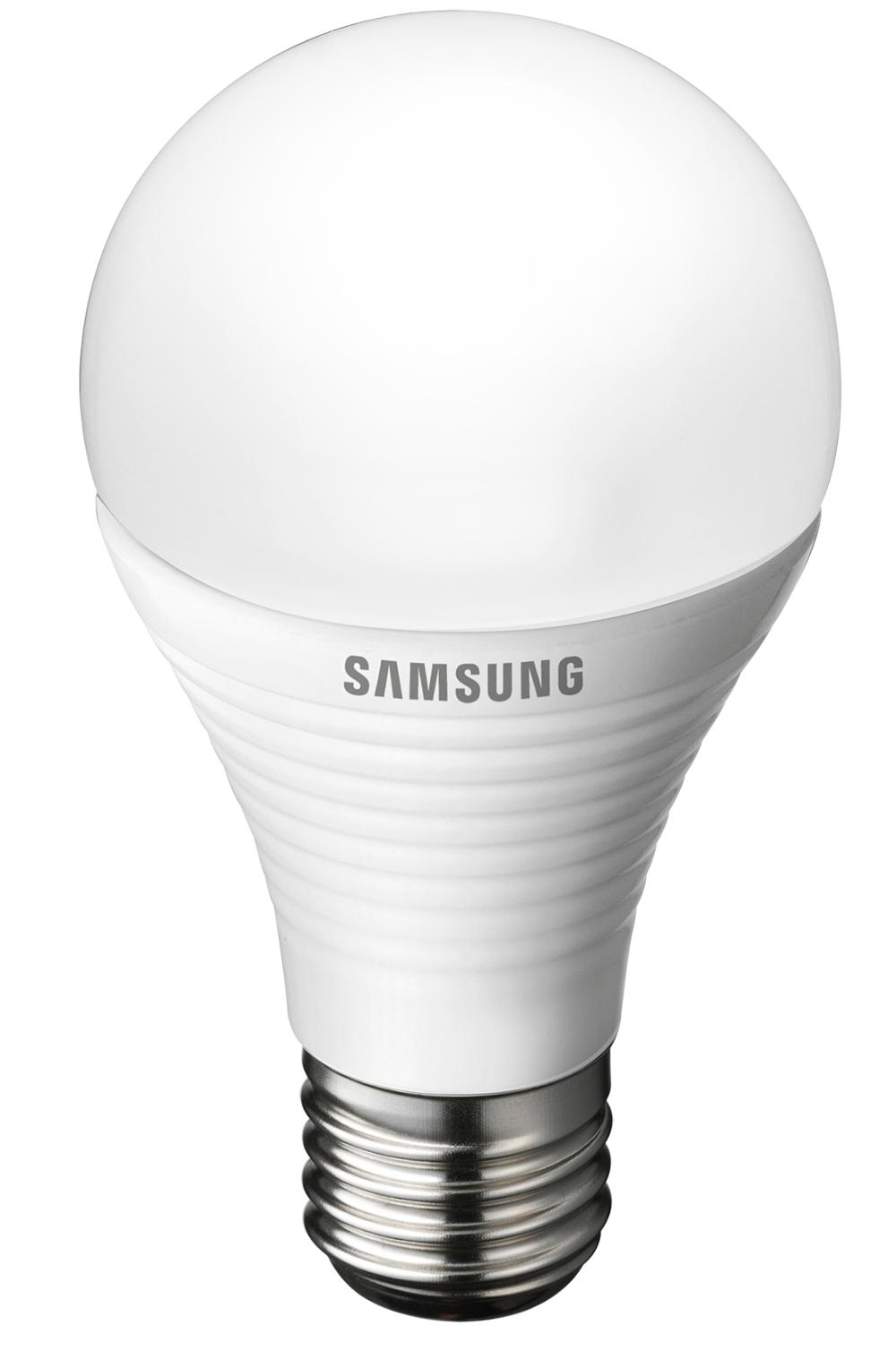 Samsung LED E27 žárovka 6,5W 230V 490lm,Teplá bílá