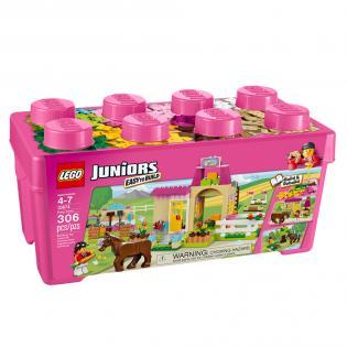 LEGO® JUNIORS - Farma pro poníky 10674