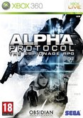 X360 - Alpha Protocol: The Espionage RPG