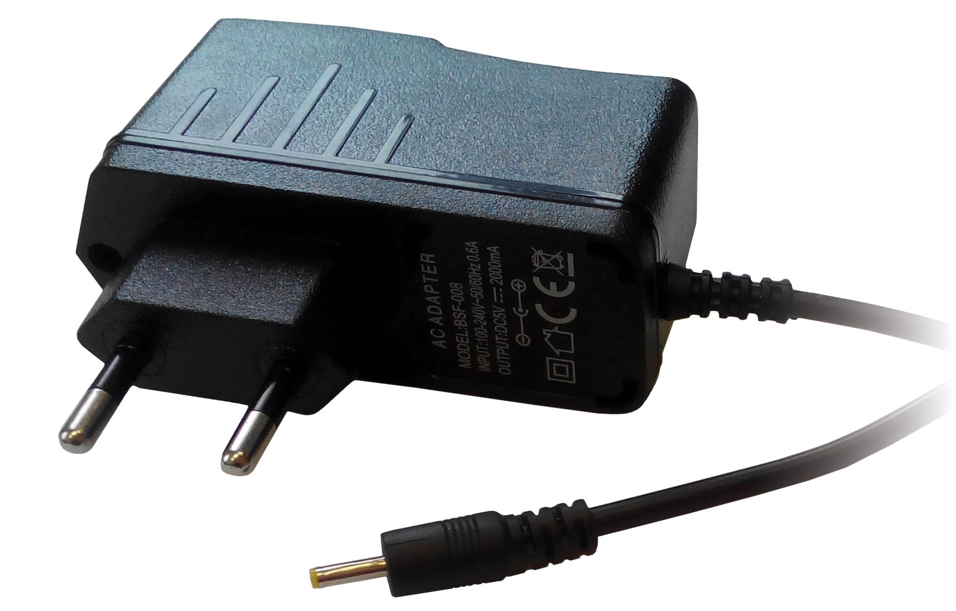 F4 napájecí adaptér pro tablety EAGET a iGET DC 5V