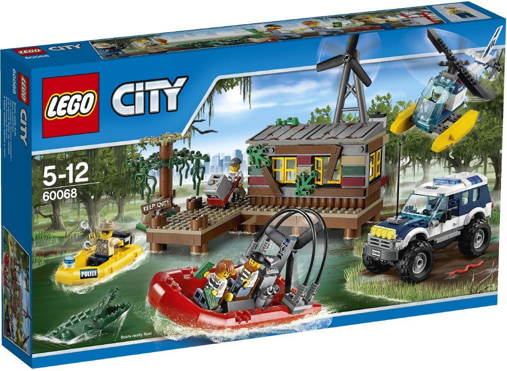 LEGO City Úkryt zlodějů