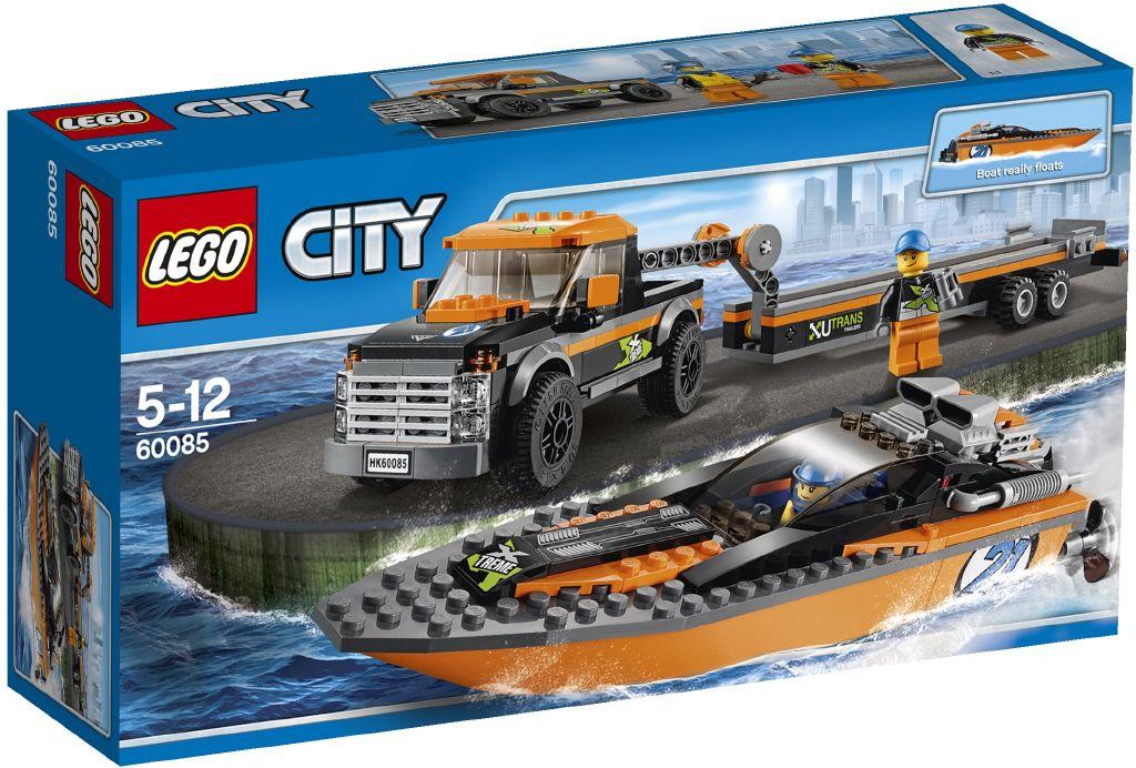 Lego City 60085 Motorovy clun 4x4