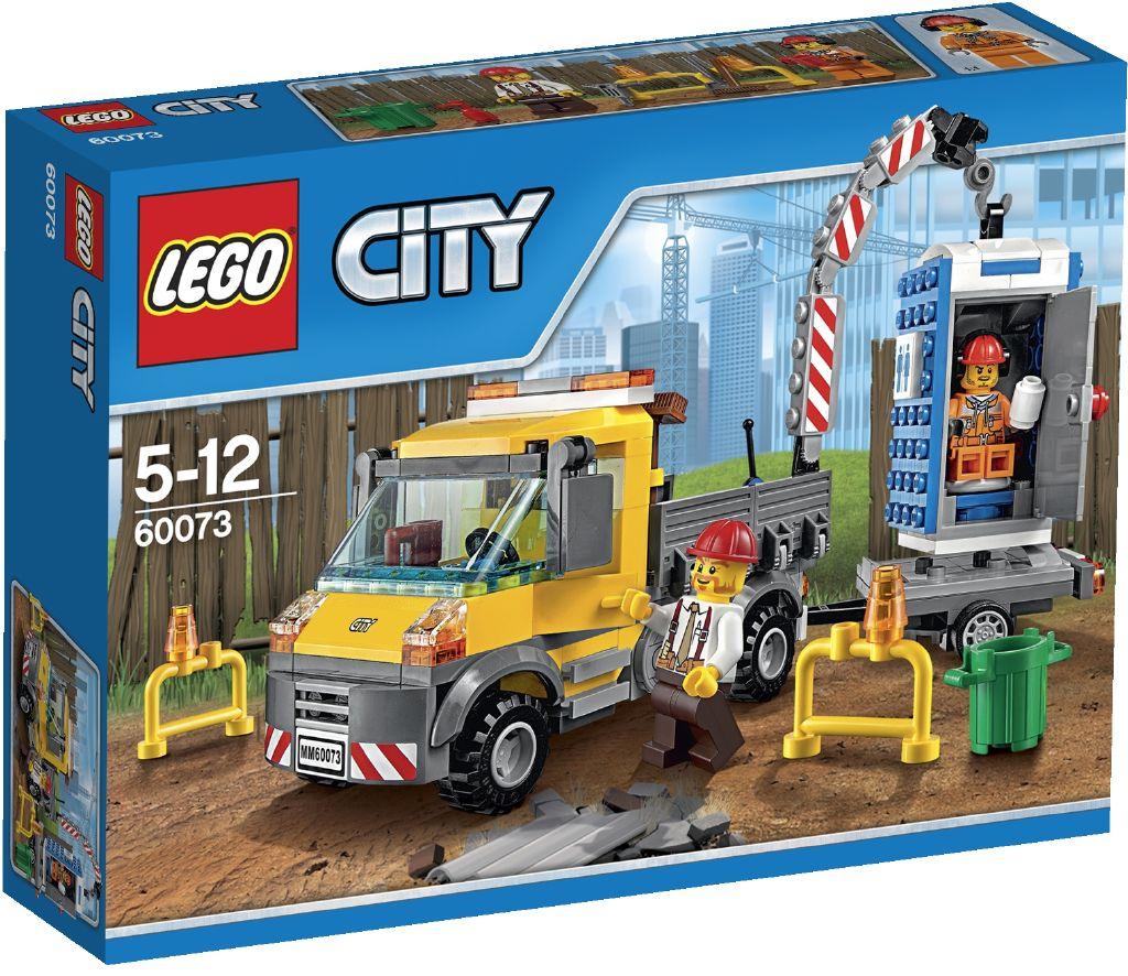 Lego City 60073 Servisni truck