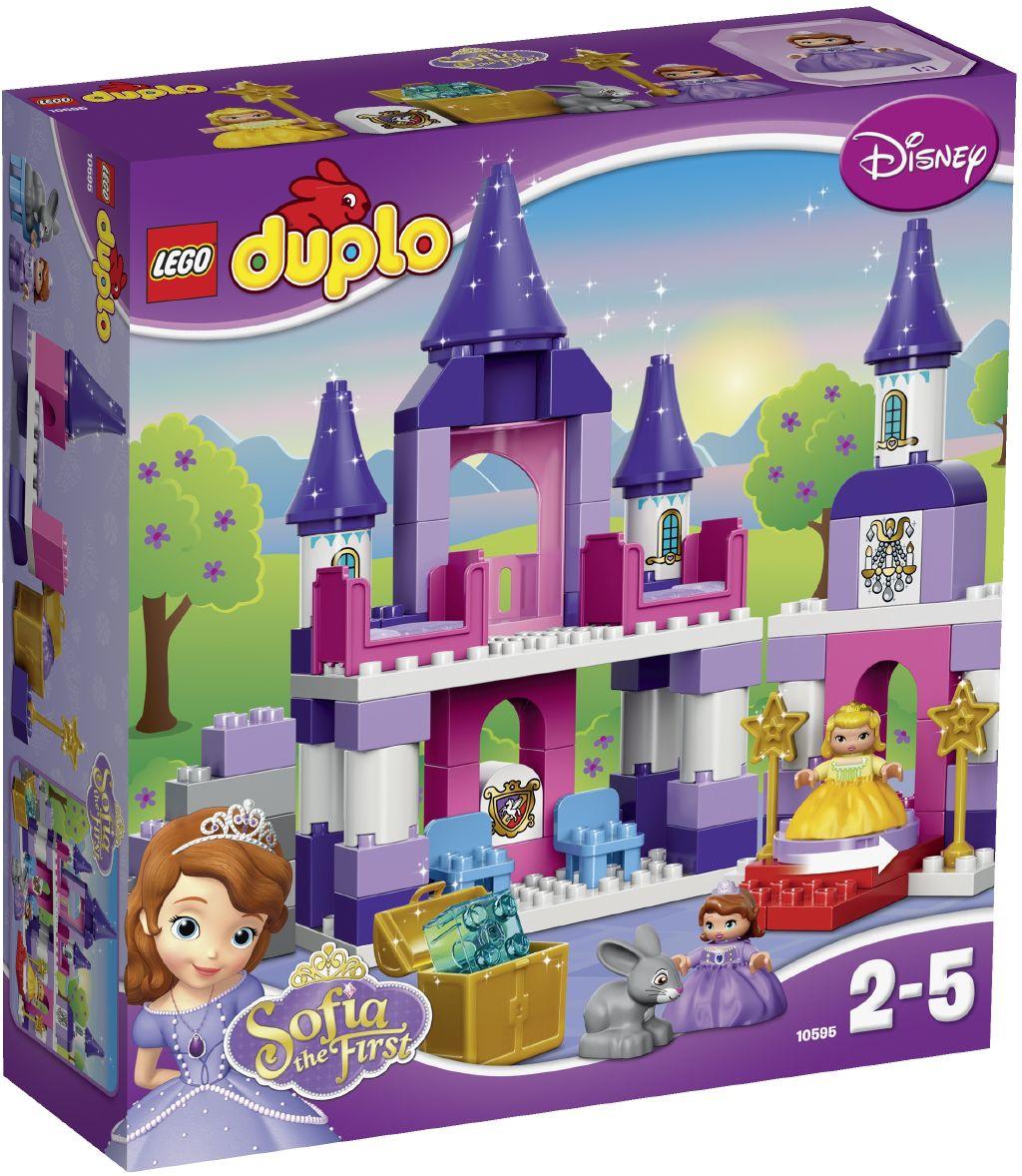 LEGO DUPLO Princezna Sofie I. – Královský hrad