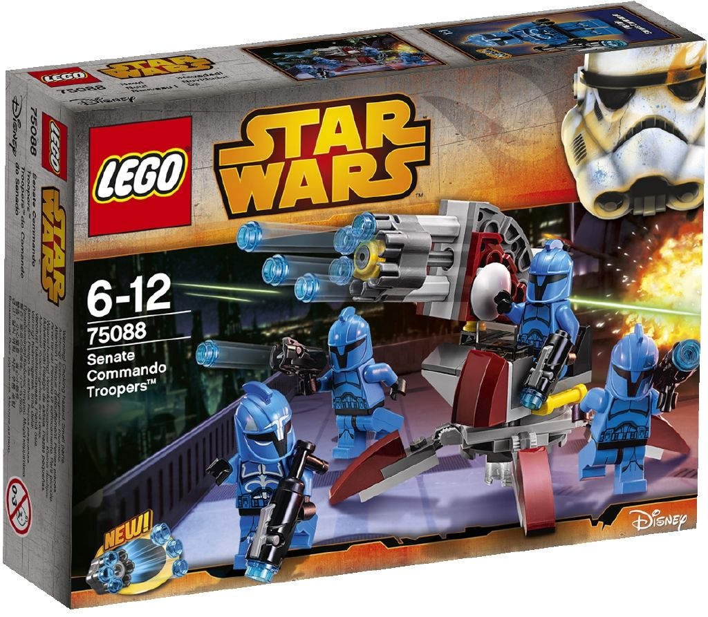 LEGO Star Wars Senate Commando Troopers™