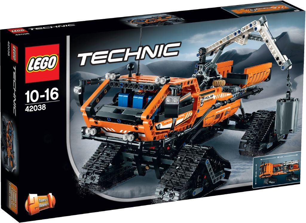 Lego Technic 42038 Polarni pasove vozidlo