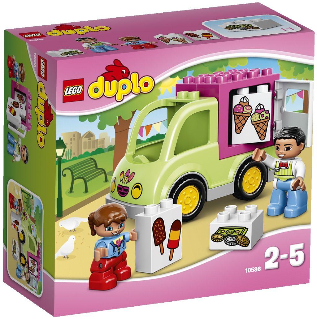 Lego Duplo 10586 Zmrzlinarska dodavka