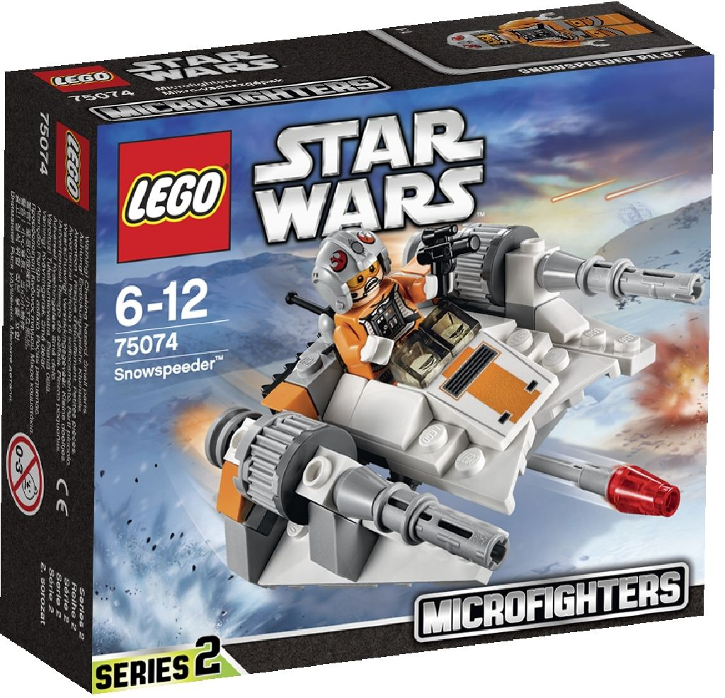 LEGO Star Wars Snowspeeder™