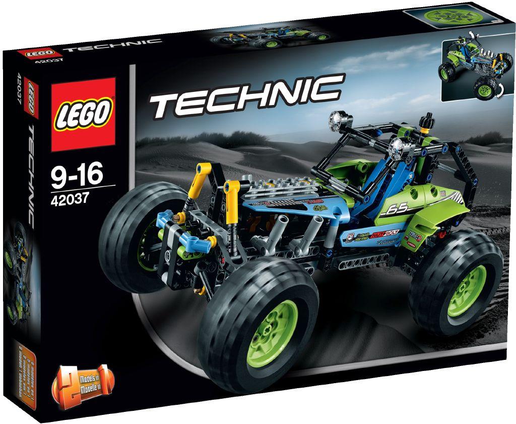 Lego Technic 42037 Terenni formule