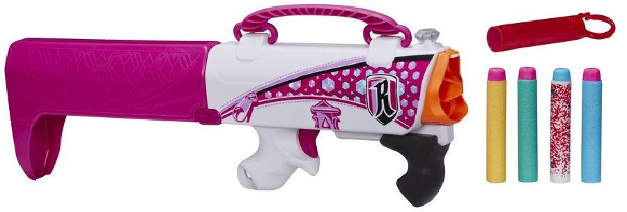 NERF-Rebelle špionská pistole ukrytá v kabelce