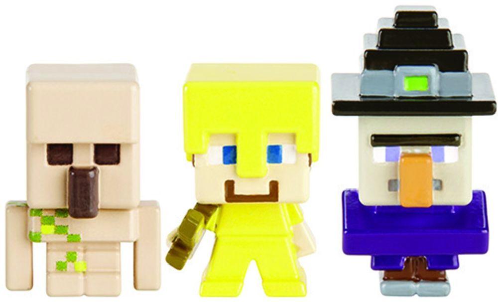 Minecraft 3ks minifigurka