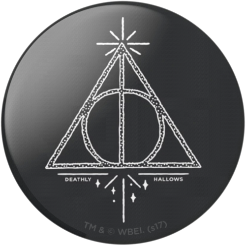 Popsockets - Deathly Hallows