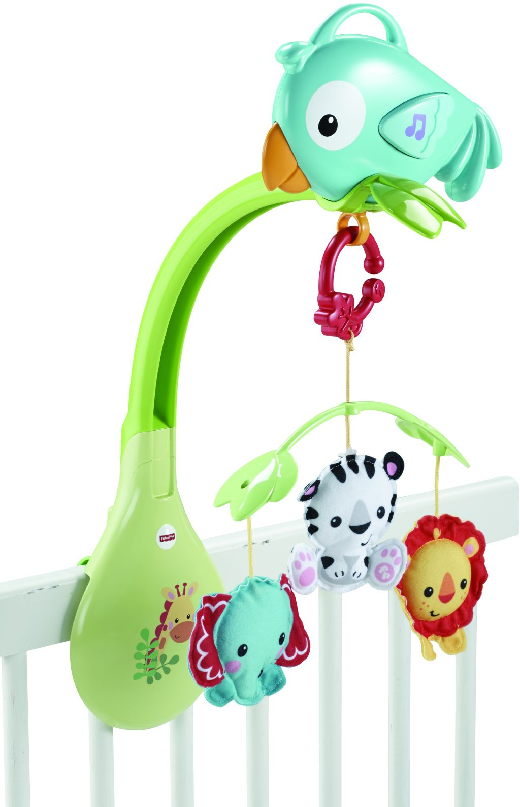 Fisher Price kolotoč 3 v 1 rainforest