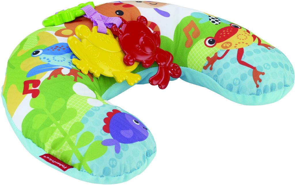 Fisher Price podpůrná podložka pod bříško rainforest