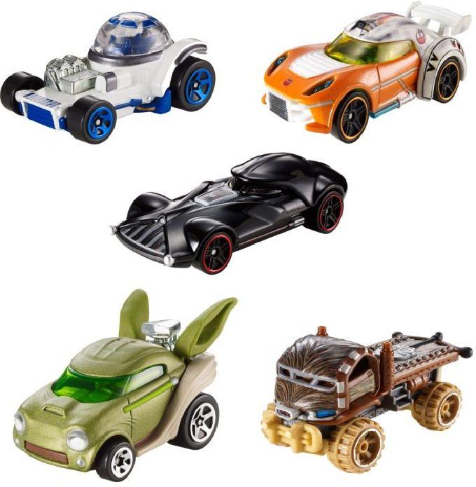 Hot Wheels Star Wars autíčko