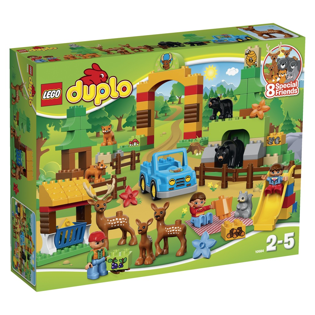 LEGO DUPLO 10584 Forest Park