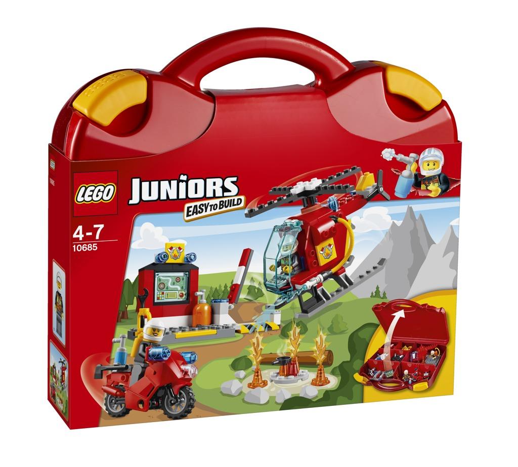 LEGO Juniors Hasičský kufřík