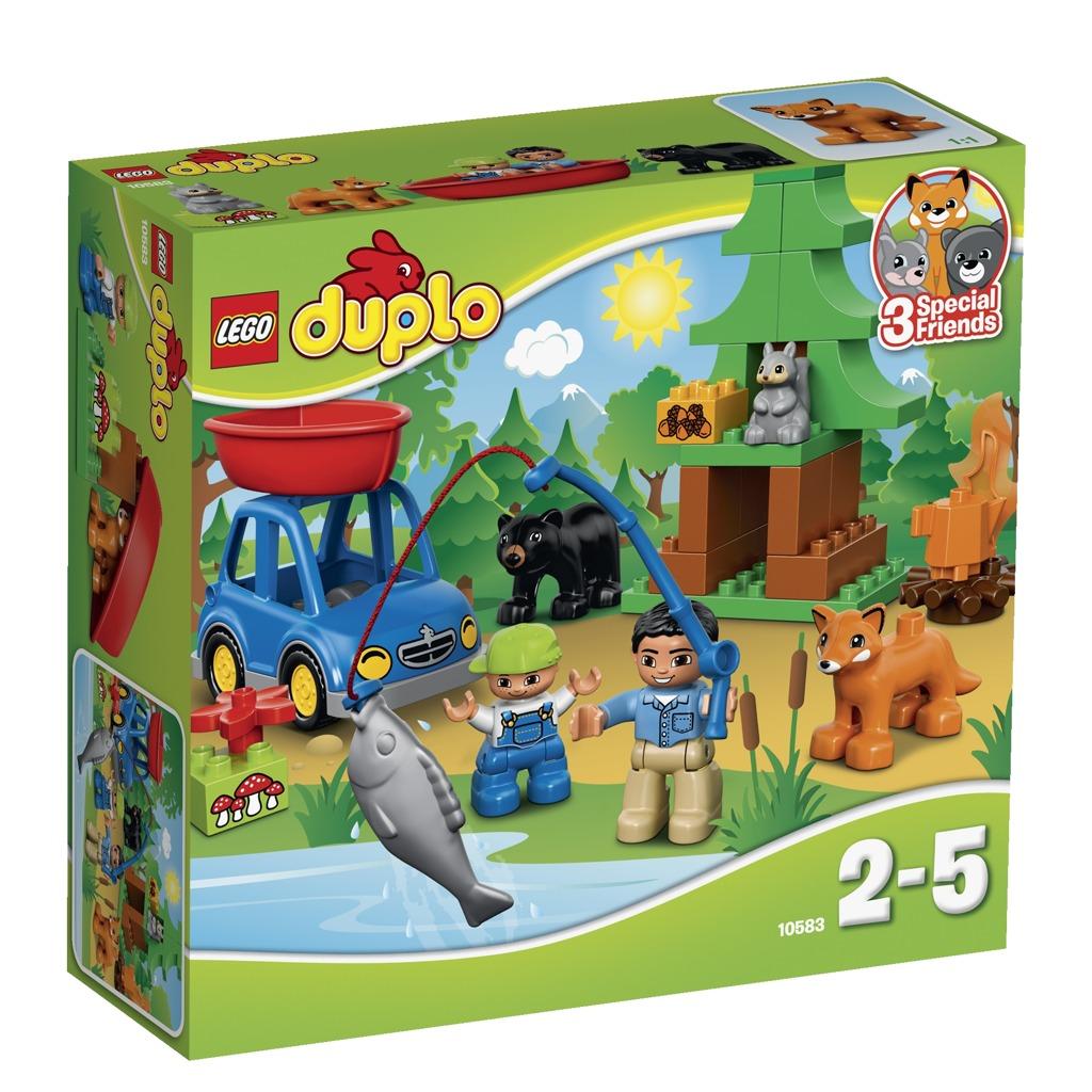Lego Duplo 10583 Vyprava na ryby
