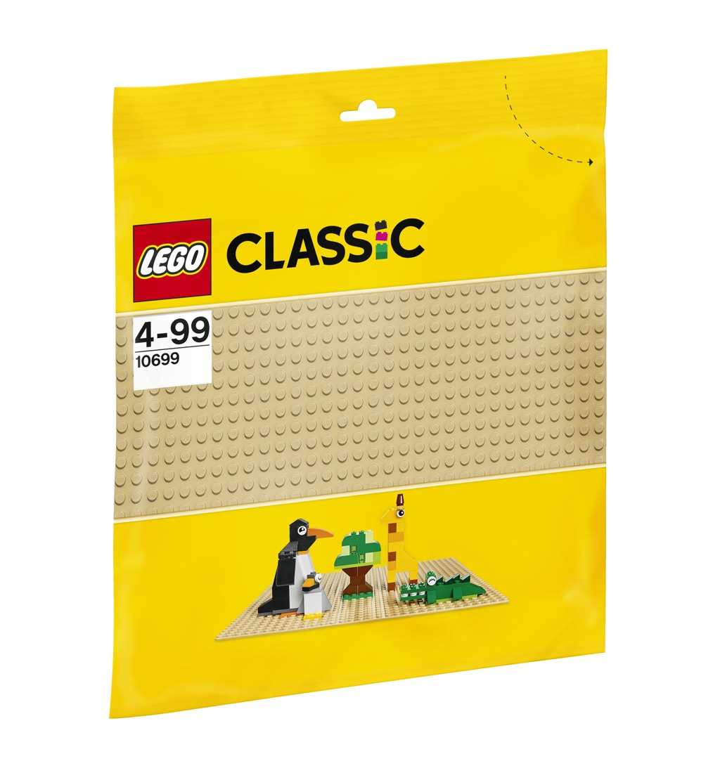 LEGO Písková podložka na stavění