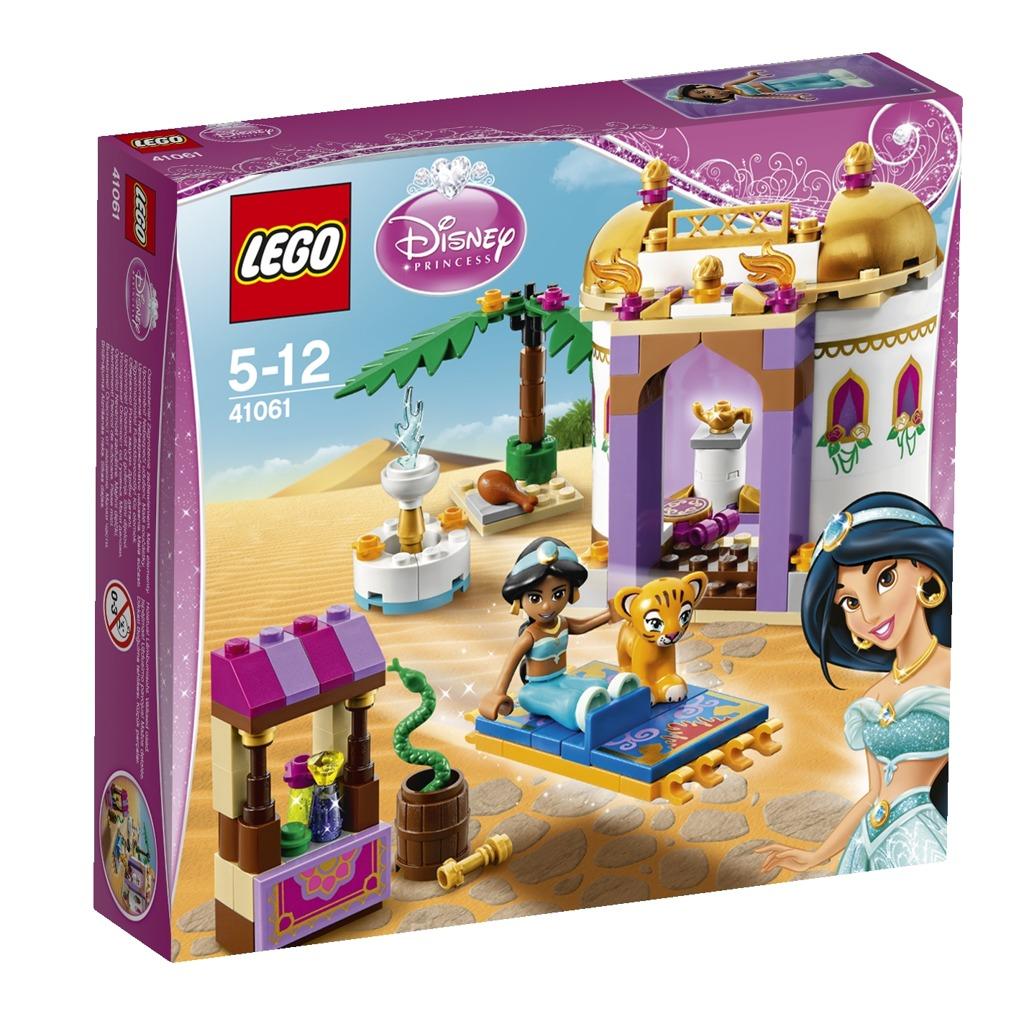LEGO Disney Princezny Jasmínin exotický palác